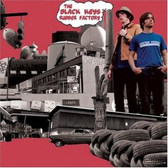 "BLACK KEYS ""Rubber Factory"" CD"