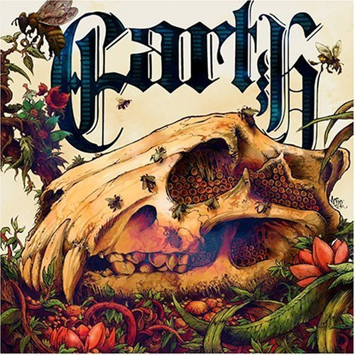 "EARTH ""The bees made honey in the lion's skull"" 2LP"