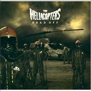 "HELLACOPTERS ""Head off"" CD"