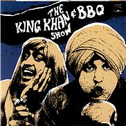 "THE KING KHAN & BBQ SHOW ""What's for dinner"" CD"