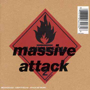 "MASSIVE ATTACK ""Blue lines"" VINYL"