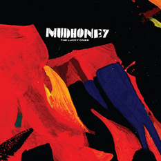 "MUDHONEY ""Lucky ones"" CD"