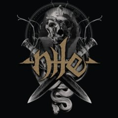 "NILE ""Legacy of the catacombs"" CD"