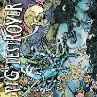 "PIG DESTROYER ""Phantom limb"" CD"