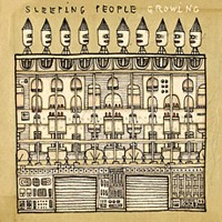 "SLEEPING PEOPLE ""Growing"" CD"