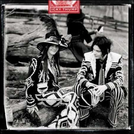"WHITE STRIPES ""Icky thump"" VINYL"