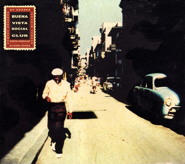 "BUENA VISTA SOCIAL CLUB ""Buena vista social club"" 2LP"
