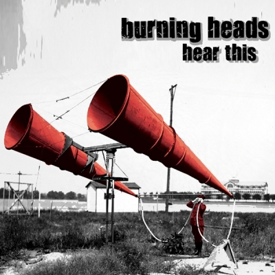 "BURNING HEADS ""Hear this"" VINYL"