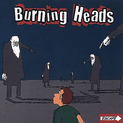 "BURNING HEADS ""Escape"" CD"