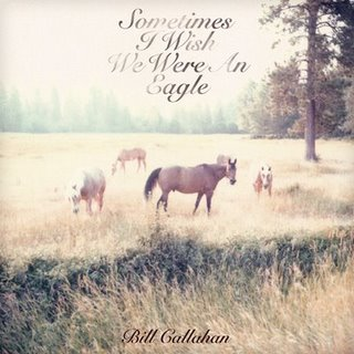 "BILL CALLAHAN ""Sometimes i wish we were an eagle"" VINYL"