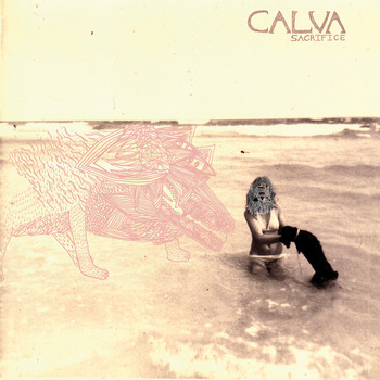 "CALVA ""Sacrifice"" VINYL+CD"