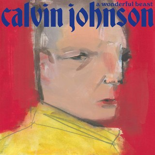 "CALVIN JOHNSON ""A wonderful beast"" CD"