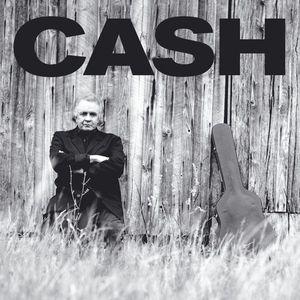 "JOHNNY CASH ""Unchained"" VINYL"