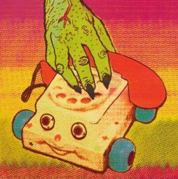 "THEE OH SEES ""Castlemania"" LP"