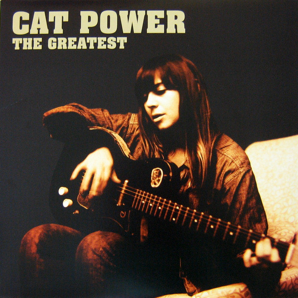 "CAT POWER ""The greatest"" LP"