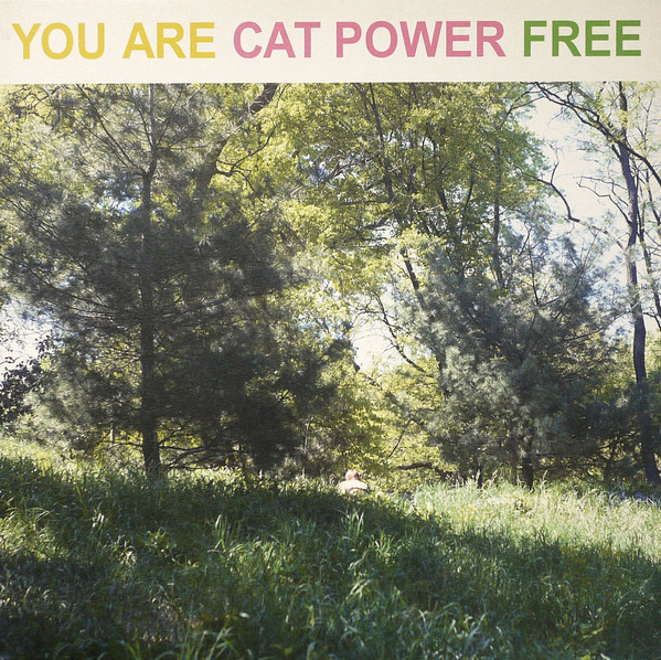 "CAT POWER ""You are free"" VINYL"