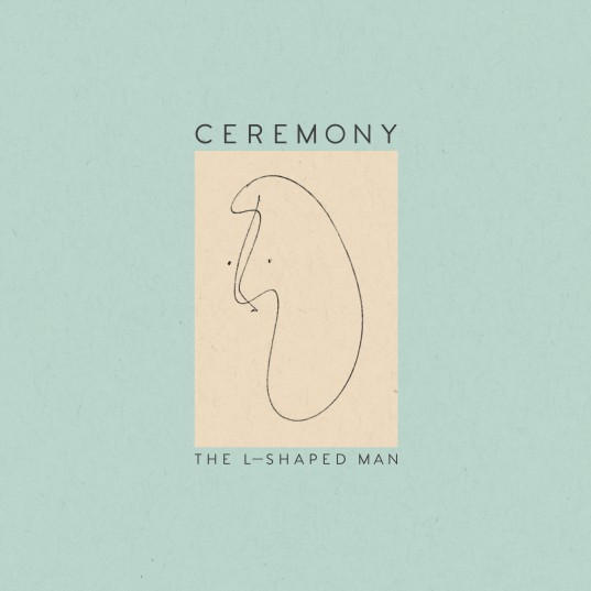 "CEREMONY ""The L-shaped man"" CD"