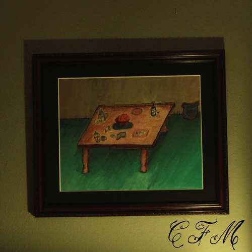 "CFM ""Still life of citrus & slime"" LP"