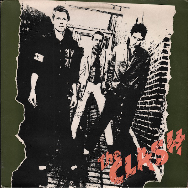 "THE CLASH ""S/t"" VINYL"