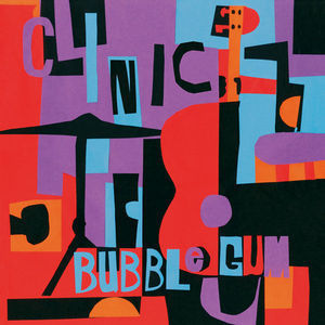 "CLINIC ""Bubblegum"" CD"