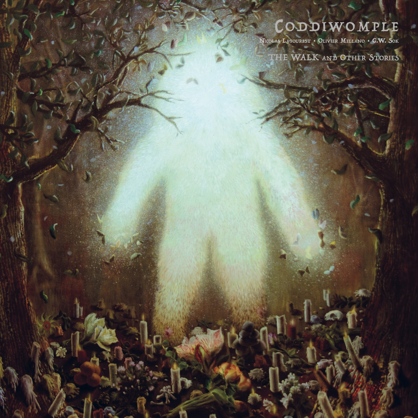 "CODDIWOMPLE ""The walk and other stories"" VINYL"