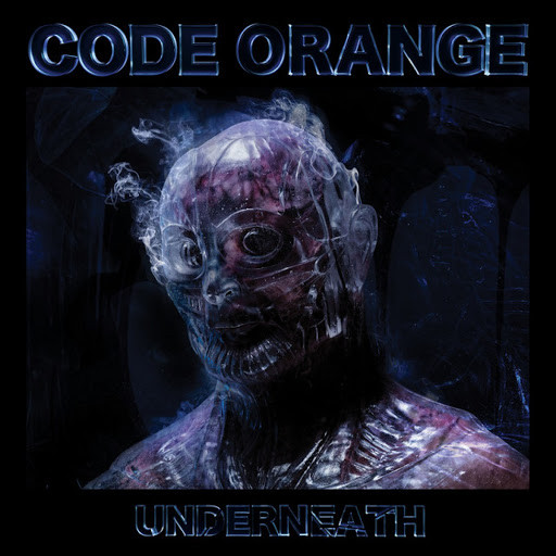 "CODE ORANGE ""Underneath"" CD"