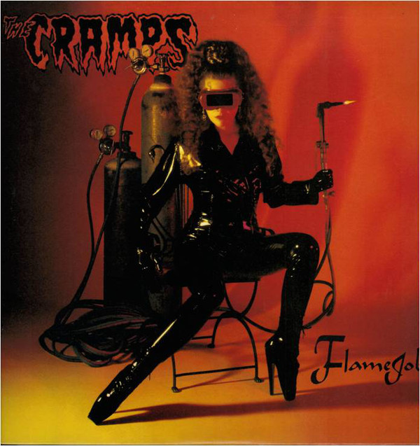 "CRAMPS ""Flamejob"" CD"