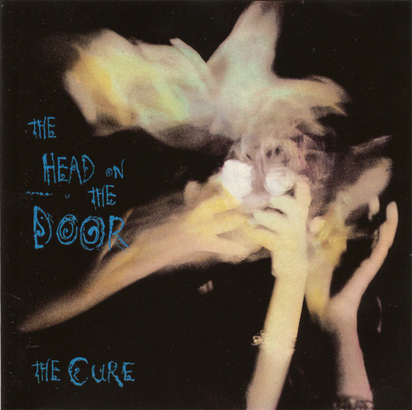 "THE CURE ""The head on the door"" VINYL"