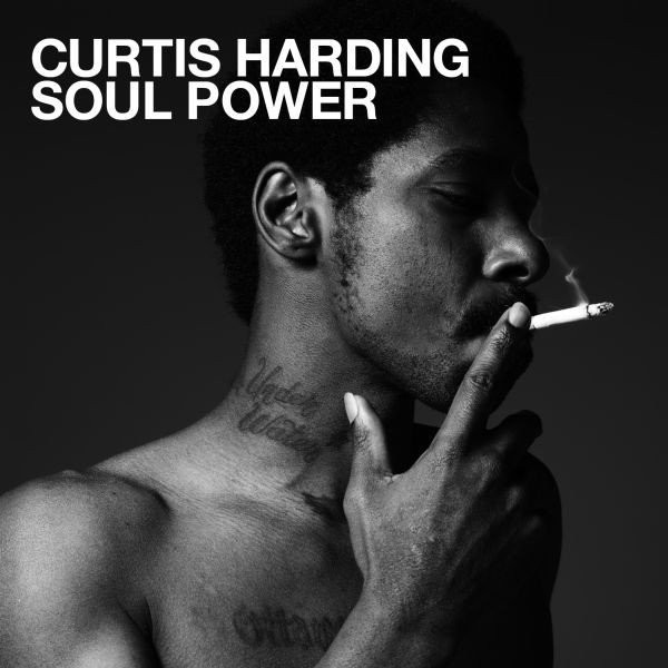 "CURTIS HARDING ""Soul power"" VINYL"