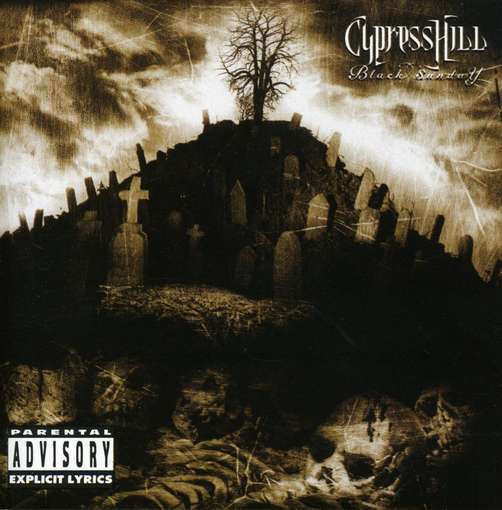 "CYPRESS HILL ""Black sunday"" DOUBLE VINYL"