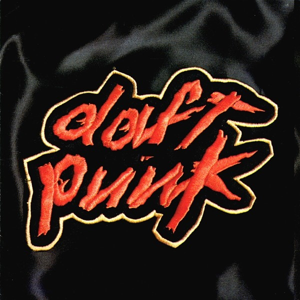 "DAFT PUNK ""Homework"" DOUBLE VINYL"