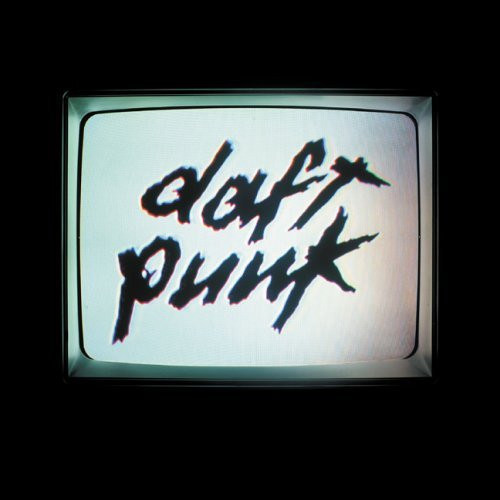 "DAFT PUNK ""Human after all"" DOUBLE VINYL"