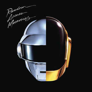 "DAFT PUNK ""Random access memories"" DOUBLE VINYL"