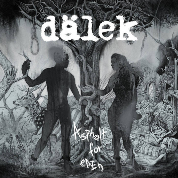 "DALEK ""Asphalt for Eden"" CD"