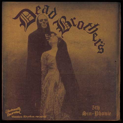 "DEAD BROTHERS ""5th Sin-phonie"" CD"