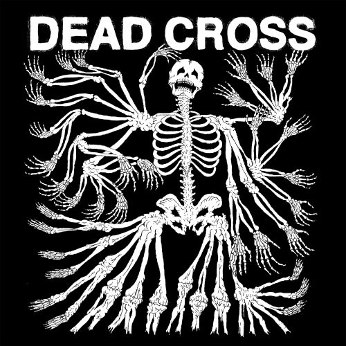 "DEAD CROSS ""S/t"" CD"