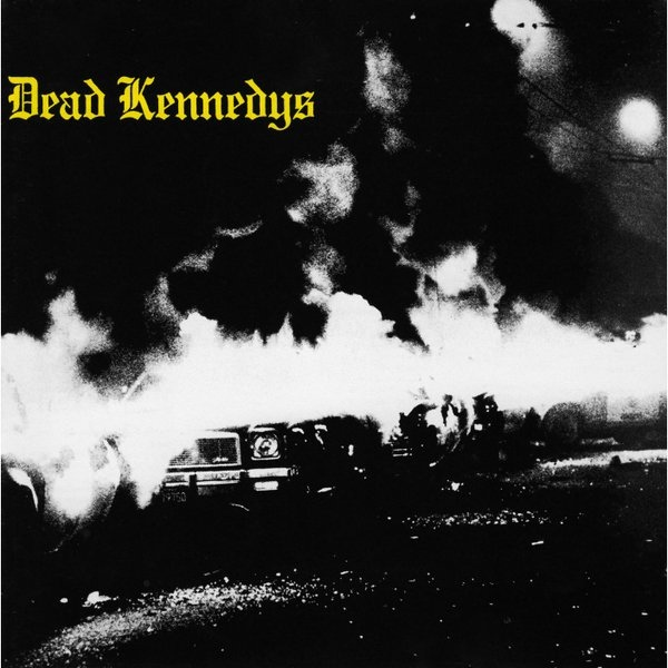 "DEAD KENNEDYS ""Fresh fruits for rotting vegetables"" CD"