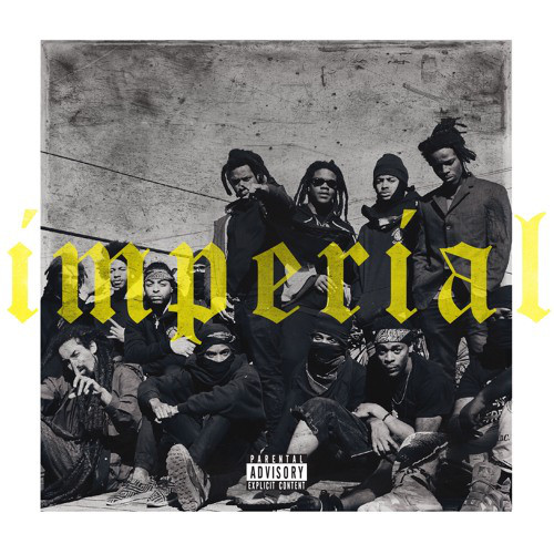 "DENZEL CURRY ""Imperial"" VINYL"
