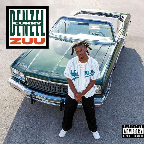 "DENZEL CURRY ""Zuu"" VINYL"