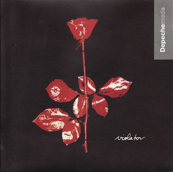 "DEPECHE MODE ""Violator"" VINYL"