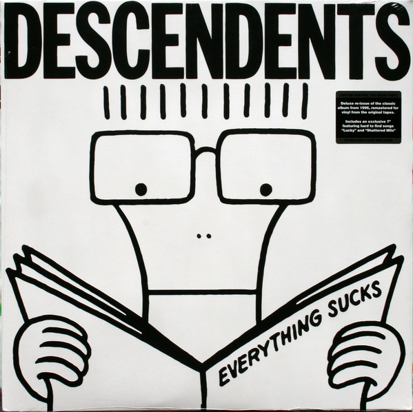"DESCENDENTS ""Everything sucks"" VINYL"