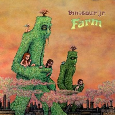 "DINOSAUR JR ""Farm"" DOUBLE VINYL"