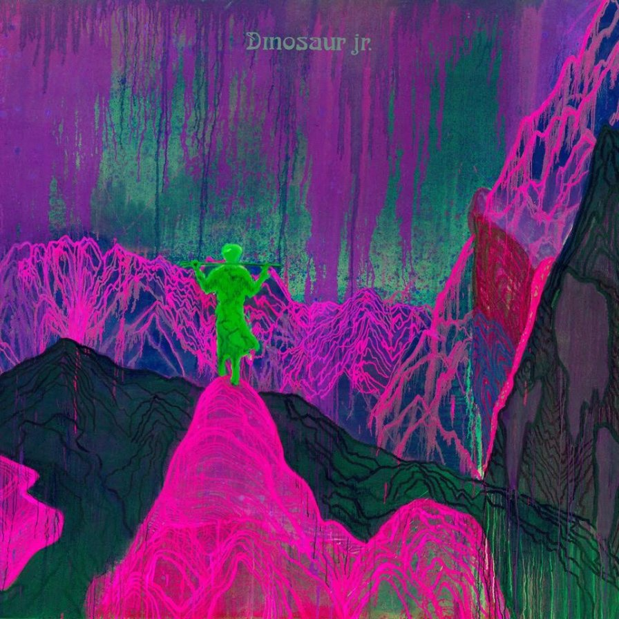 "DINOSAUR JR ""give a glimpse of what yer not"" VINYL"