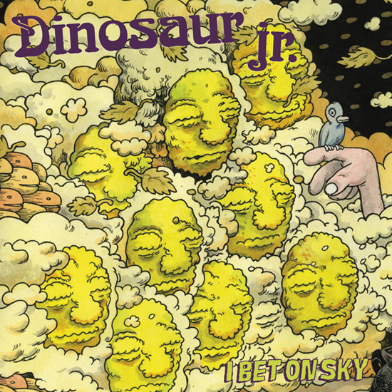 "DINOSAUR JR ""I bet on sky"" VINYL"