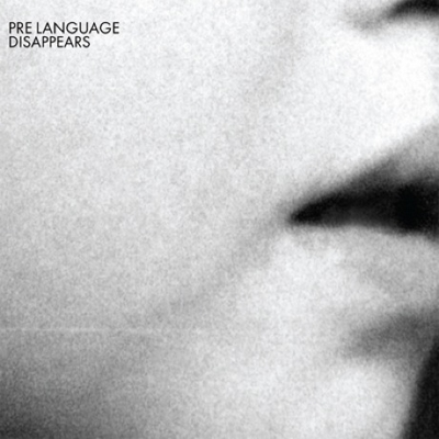 "DISAPPEARS ""Pre language"" CD"