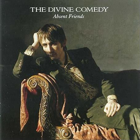 "THE DIVINE COMEDY ""Absent friends"" VINYL"
