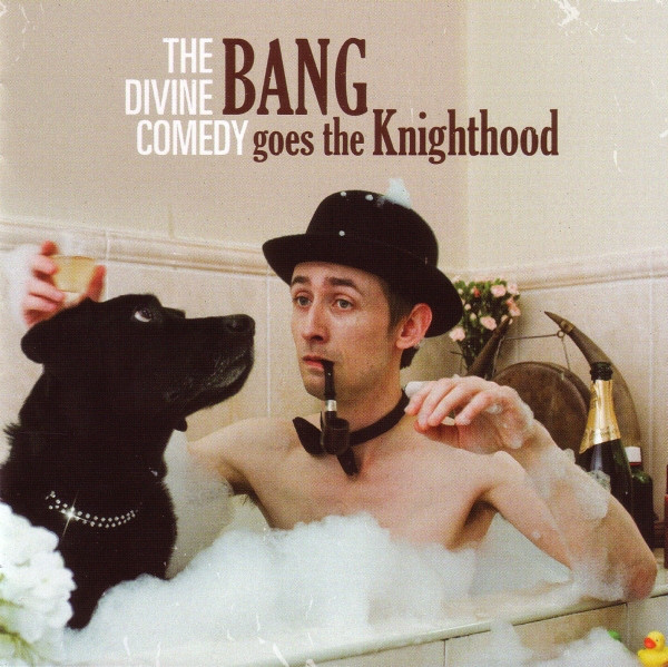 "THE DIVINE COMEDY ""Bang goes the knighthood"" VINYL"