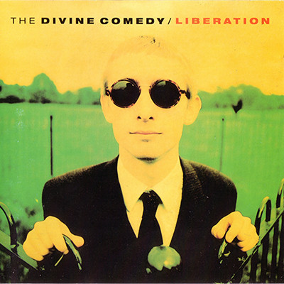 "THE DIVINE COMEDY ""Liberation"" VINYL"