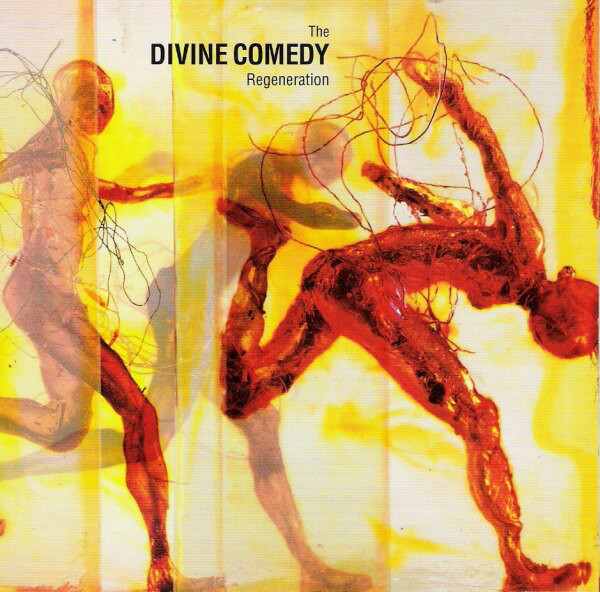 "THE DIVINE COMEDY ""Regeneration"" VINYL"