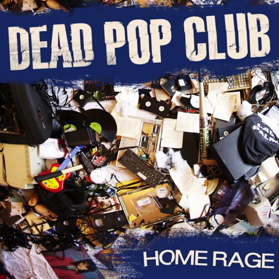 "DEAD POP CLUB ""Homerage"" CD"